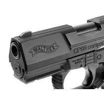 Arma Pistola Walther Cp 99 Compact Sistema Blowback