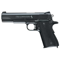 Pistola Co2 Colt Commander 1911 Full Metal Balines Metalicos