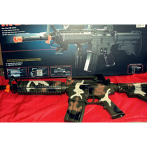 Fusil Airsoft M4 Camo M83 Double Eagle Rifle