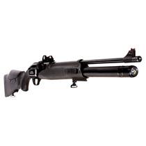 Hatsan Galatian Pcp Air Rifle, Black 6.35 Mm 13 Disparos