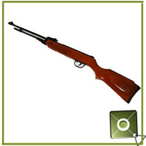 Rifle B3-3 Recamara Aire Neumático Diabolo 5.5 Mira 4x20