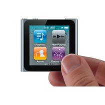 Ipod Nano 6 Generación Touch 8gb, Buenn Estado , Nano Reloj