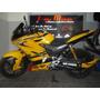 Pechera Moto Honda Cbf125 En Un Tono Original $ 200.000
