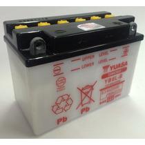 Bateria Yuasa Yb6l-b Akt 125 Nkd Tt125 Ak Tt150 Jh150