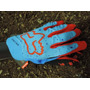 Guantes Moto Fox Airline Bicicleta Gym Original
