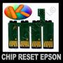 Chip Reset Epson Cx Tx Nx Wf T50 Sistema Tinta Continuo