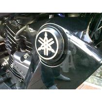 Logo Iluminado,yamaha Fz16, Fazer, No Es,calcomania Adhesivo