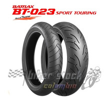 Llantas Moto Alto Cc Bridgestone Battlax Bt016/23 120/70zr17