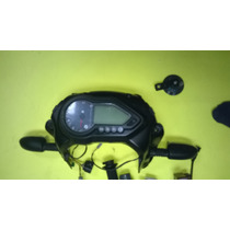 Tacometro Pulsar Edicion Gt Pro Indicador Bateria Sistema