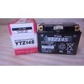 Bateria Nueva Original Moto Yuasa Ytz14s Bmw Honda Ktm Yamah