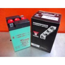 Bateria Moto Yuasa B49-6 Bmw Yamaha Piaggio Vespa