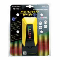 Cargador De Baterias Automático Inteligente Motobatt 12v 6v