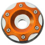 Tapa De Tanque Para Moto Bws Sep Modelo 1-naranja