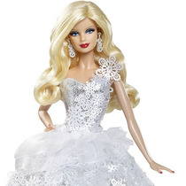 Diseñador De Moda Vestido De Gala Matrimonio Novia Barbie