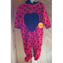 Disfraz De Mariquita / Talla: 3 - 6 Meses Para Bebes