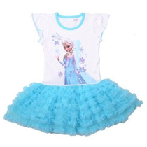 Vestido Disney Store - Frozen Elsa