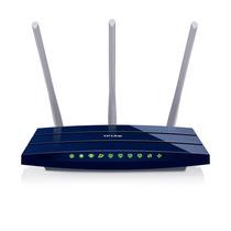 Router Gigabit Inalámbrico N De 300mbps Tp-link Tl-wr1043nd
