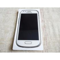 Vendo, Cambio Samsung Galaxy S3 Mini Blanco Imei Libre