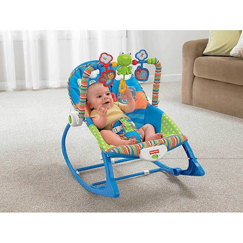 Silla mesedora para beb imagui for Sillas para bebes walmart