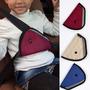 Protector Ajustador De Cinturón De Seguridad Carro Forro