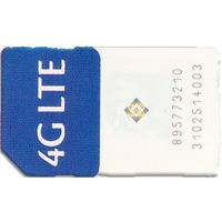 Sim Card Tigo 4g/lte Con Plan De Datos Ilimitado Por 30 Días