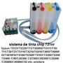 Sistema De Tinta Tx125, Tx135, T25. Domicilio Gratis