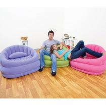 Sillón Puff Inflable Intex Chair