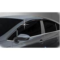 Tejas O Deflectores De Chevrolet Corsa Wind 4 Pts