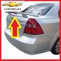 Spoiler Baul Chevrolet Aveo Lt Ls Emotion Tipo Original