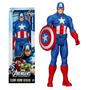 Capitán América Con Su Escudo. Hasbro Original.
