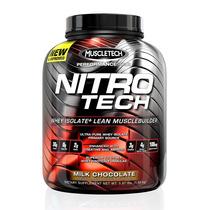 Proteina Nitrotech Performance 4 Lbs Muscletech - Chocolate