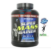 Super Mass Gainer - 6lb - Dyamatize - Invima