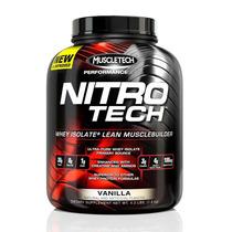 Proteina Nitrotech Performance 4 Lbs Muscletech - Vainilla