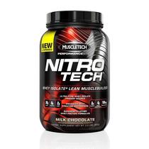 Proteina Nitrotech Performance 2 Lbs Muscletech - Chocolate