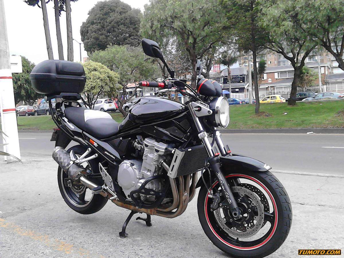 suzuki bandit 650 501 cc o m s a o touring 60939 km colombia. Black Bedroom Furniture Sets. Home Design Ideas