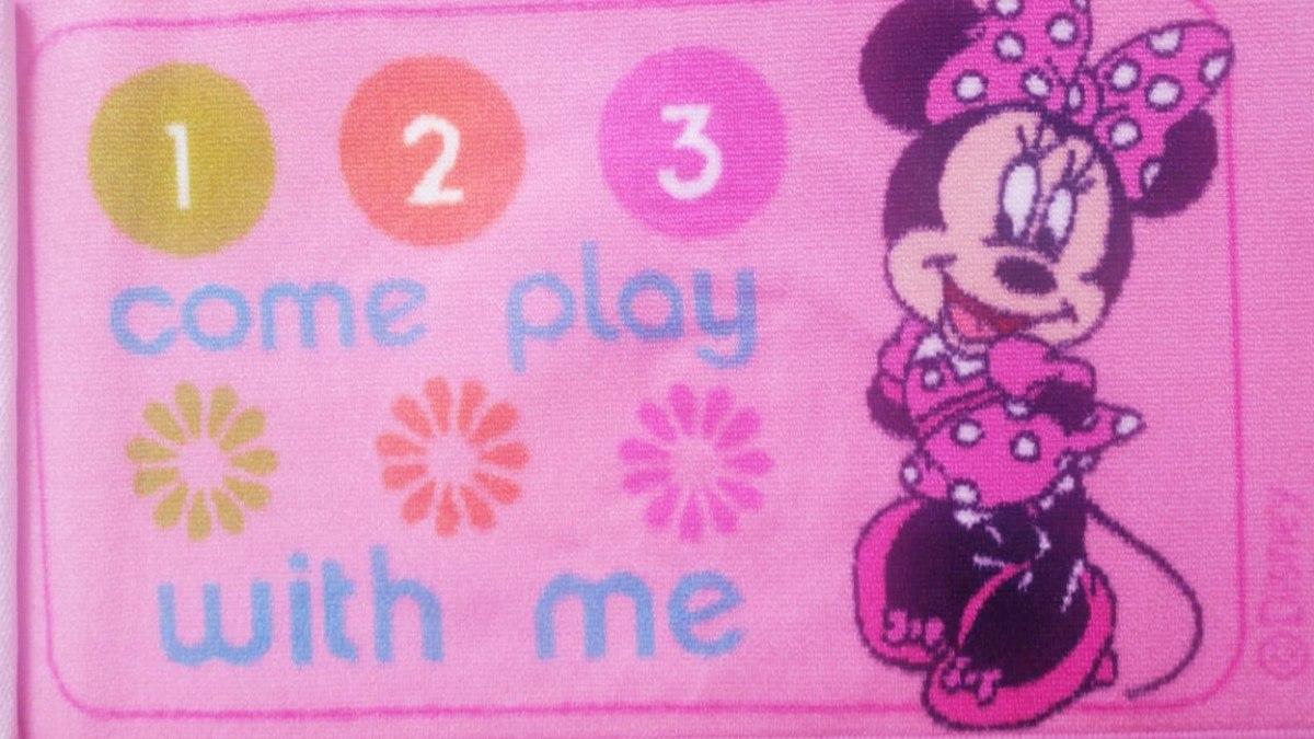 Baños Infantiles Diseno:Tapete Juego De Baño Infantil Diseño De Minnie Varios Motivo – $ 39