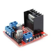 Driver Control Motor Dc Puente H L298n Arduino Robotica