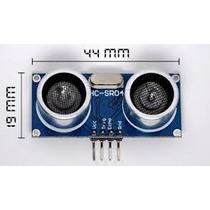 Sensor Ultrasonido Hc Sr04 De Distancia Arduino, Robotica.