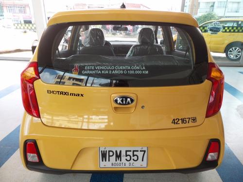 Taxi Kia Pìcanto 2017 Entrega Inmediata