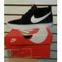 Nike Toki Mid Out Door Bota Cuero 100 % Original Importados