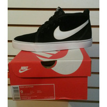 Nike Toki Mid Out Door Bota Cuero 100 % Original Importados
