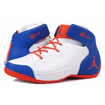 Bota Zapato Nike Basketball Jordan Melo 1.5 Talla 11.5