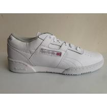 Reebok Clasico Blanco Original Zapato Hombres Ultimas Tallas