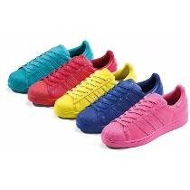 Adidas Super Star 2 Adicolor Original 100