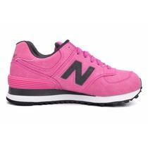Tenis New Balance Wl 574 Mgr Mujer