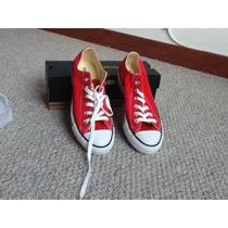 Zapatos Converse Rojos Originales