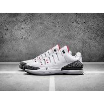 Zapatillas Jordan Federer Tenis Originales