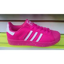 Zapatillas Tenis Adidas Superstar 4d Mujer
