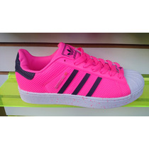Zapatillas Tenis Adidas Superstar 4d Mujer 2015