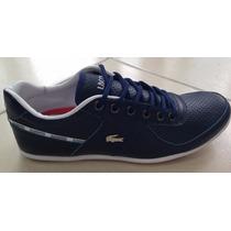 Zapatos Lacoste Casuales - Tallas 37 A 42